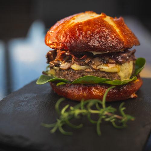 DER (Umami) Burger