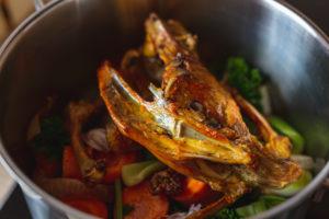 Grundrezept: Hühnerbrühe